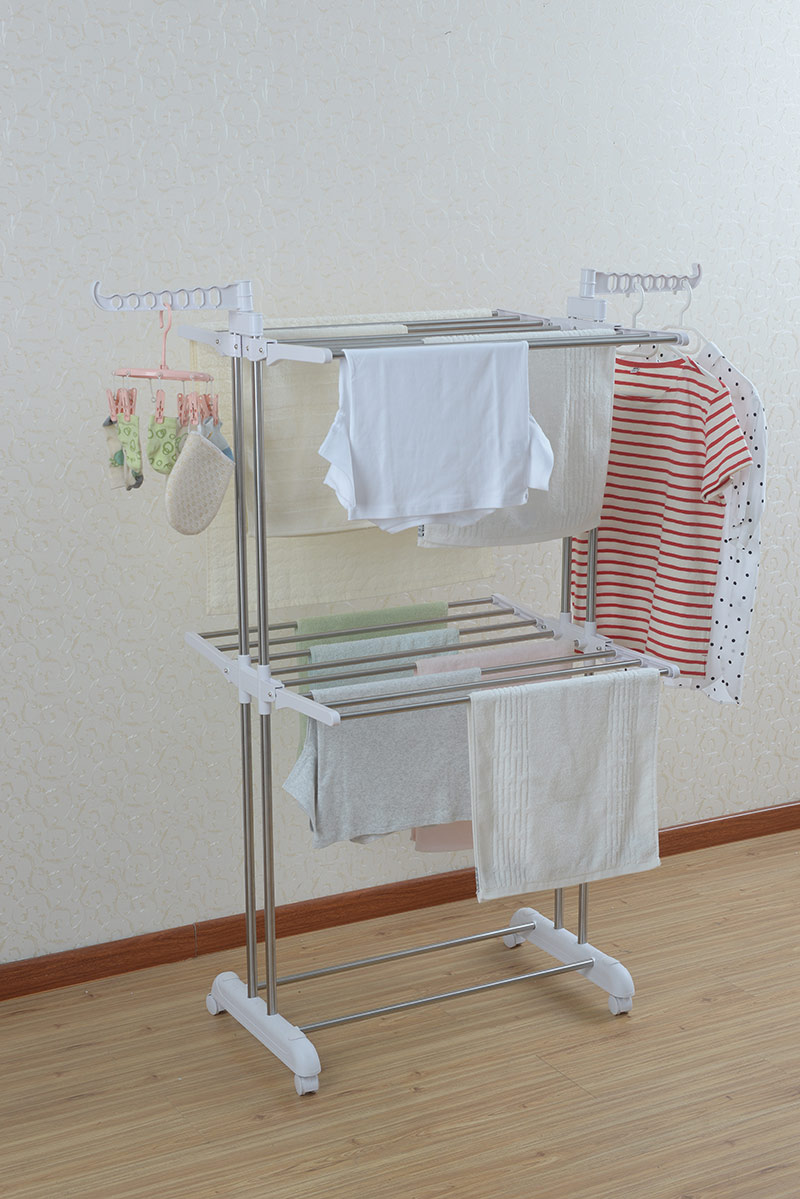 HW03-026I       2-layer adjustable dryer with collapsible wings